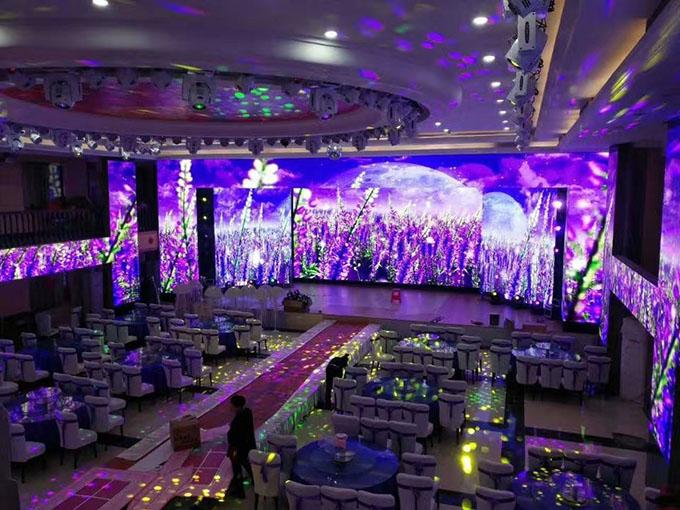 兴义富康国际酒店宴会厅