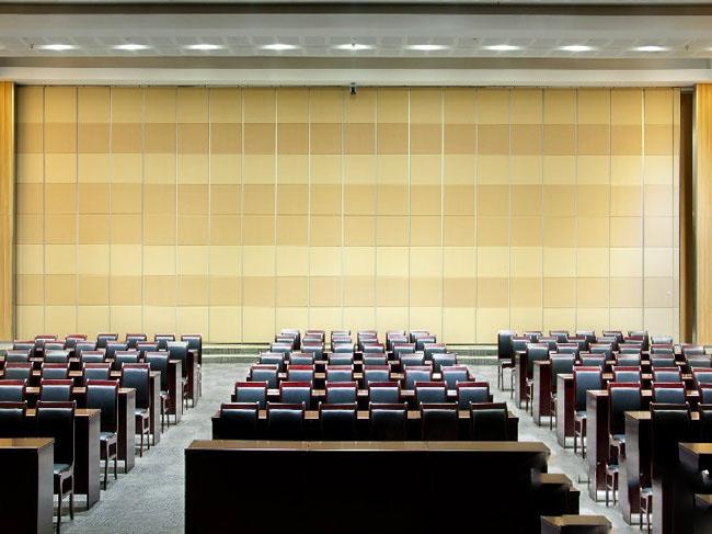 贵阳会议室活动隔墙