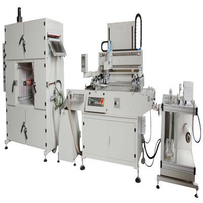 大型網版印刷機
