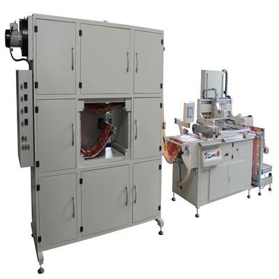 自動絲網印刷機設備