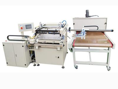 HY-Z57单张全自动丝网印刷机