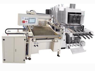 HY-H56单张全自动丝网印刷机