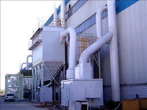 钢厂收尘器