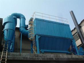 LPM型气震式袋收尘器