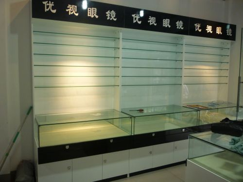 河南眼镜展示柜