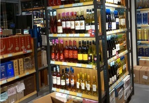 ��酒展柜