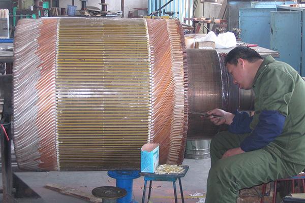 西门子电机修理