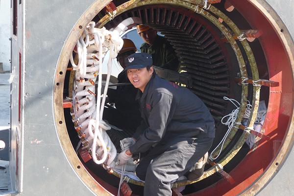 郑州高压电机维修