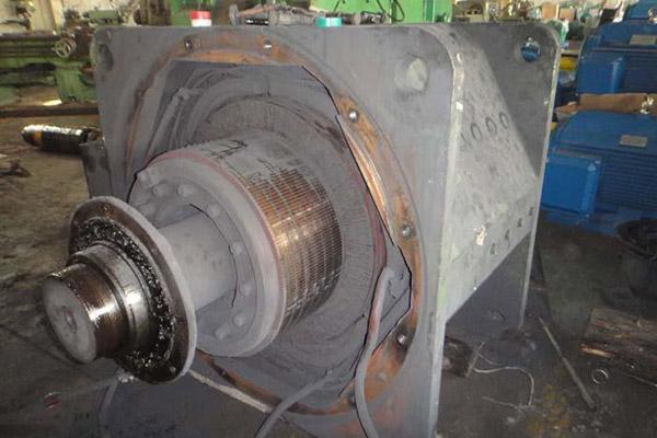 变压器电机维修方法