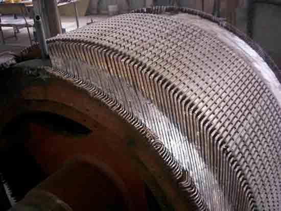 专业电机维修厂