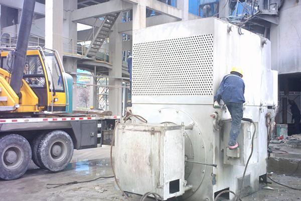 直流电机维修