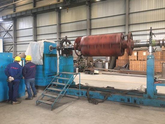 TDZGS5500-4 5500KW轧钢精轧机电机维修