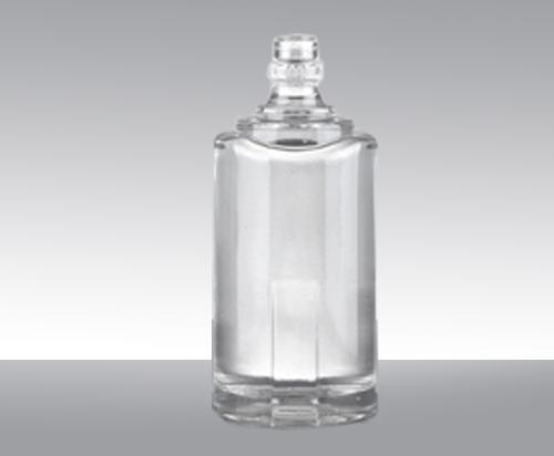 晶白料酒瓶
