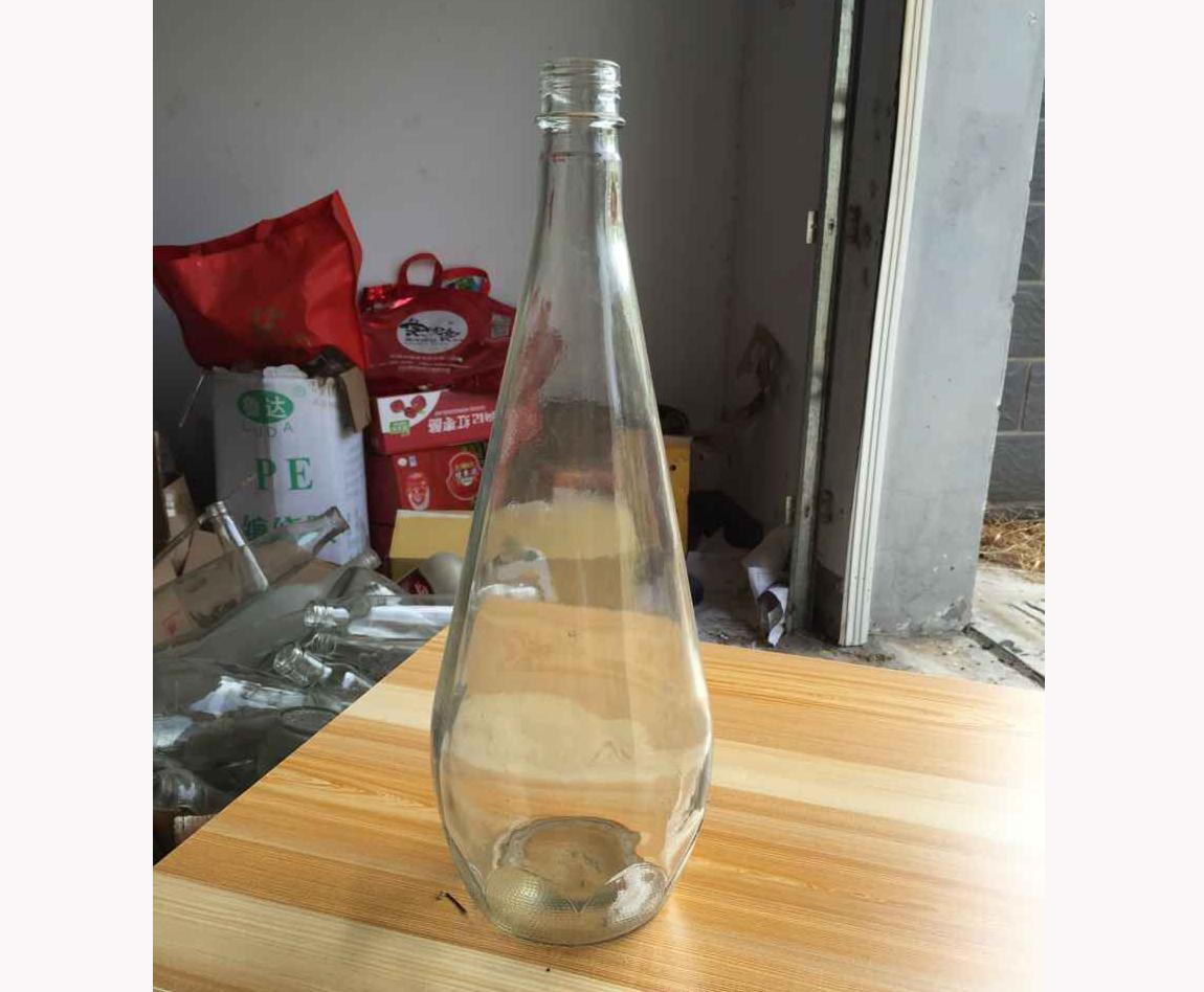 果汁玻璃瓶
