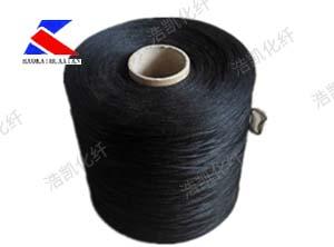 BCF硅化黑膨体纱
