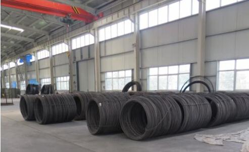 异形钢丝生产