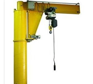 定柱式旋臂吊