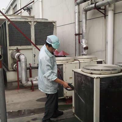 中央空調維修公司