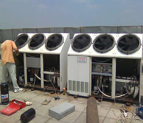 石家莊中央空調保養