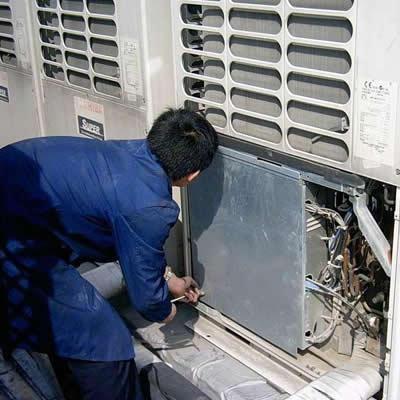 中央空調安裝工程
