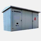 高压户外箱变式补偿装置