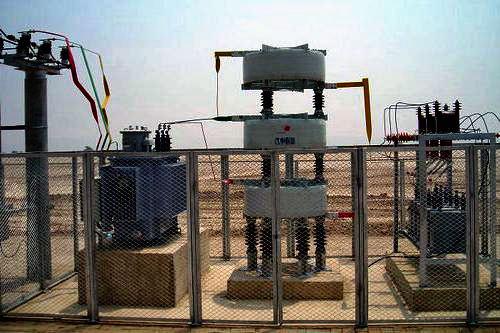 调压式电站补偿装置