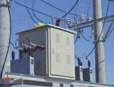 高压柱上式补偿装置