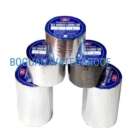 Self adhesive flashing tape