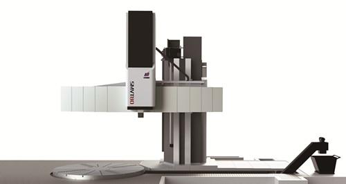 齐重数控SMVT80-NC数控单柱移动立式车床