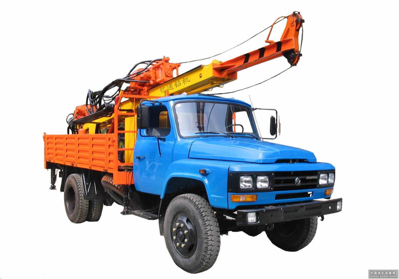 【文章】车载反循环钻机移动更加方便 钻机维修保养记录