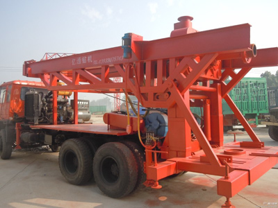 【图文】河北钻机厂家小编说施工效益问题_钻机要注意更换阀座与阀板