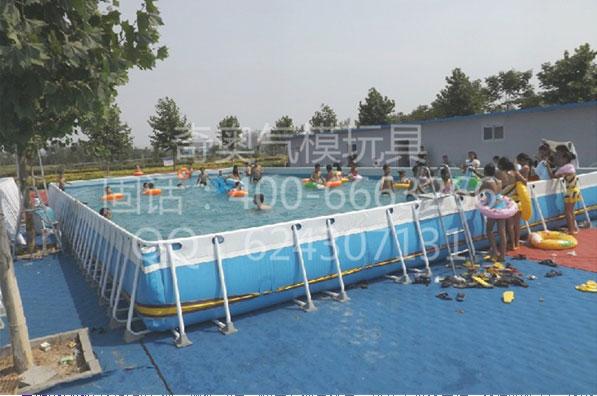 支架游泳池厂家直销电话,充气城堡,支架游泳池厂家生产报价