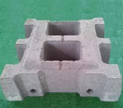 水平拉孔砖418x398x150