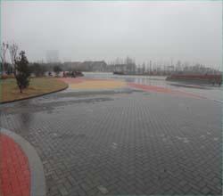 苏州东台红星河风景带