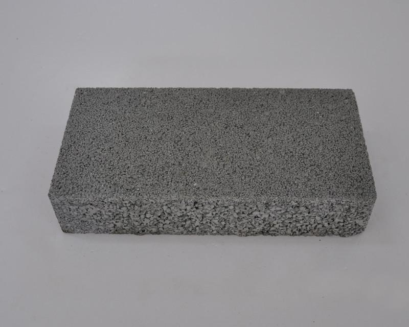 淺灰透水磚300x150x60