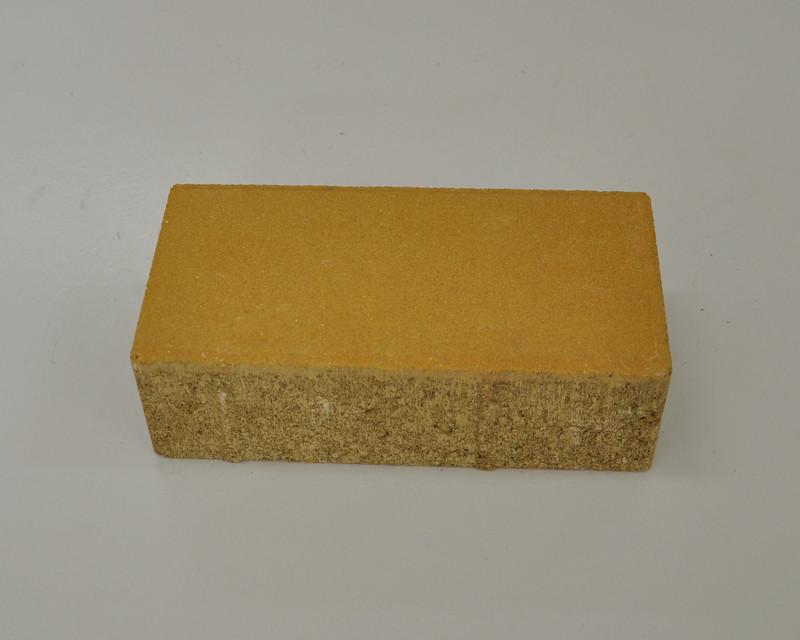 黄色通体砖