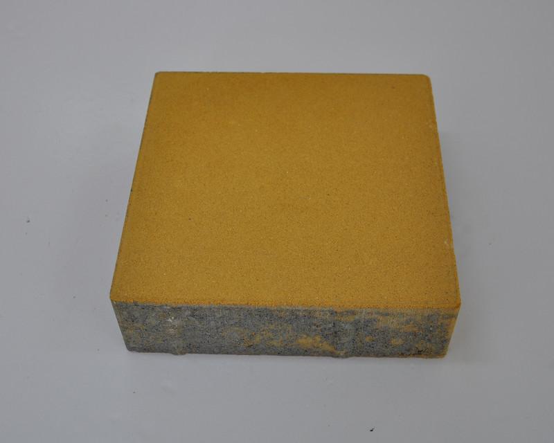 黃色荷蘭磚