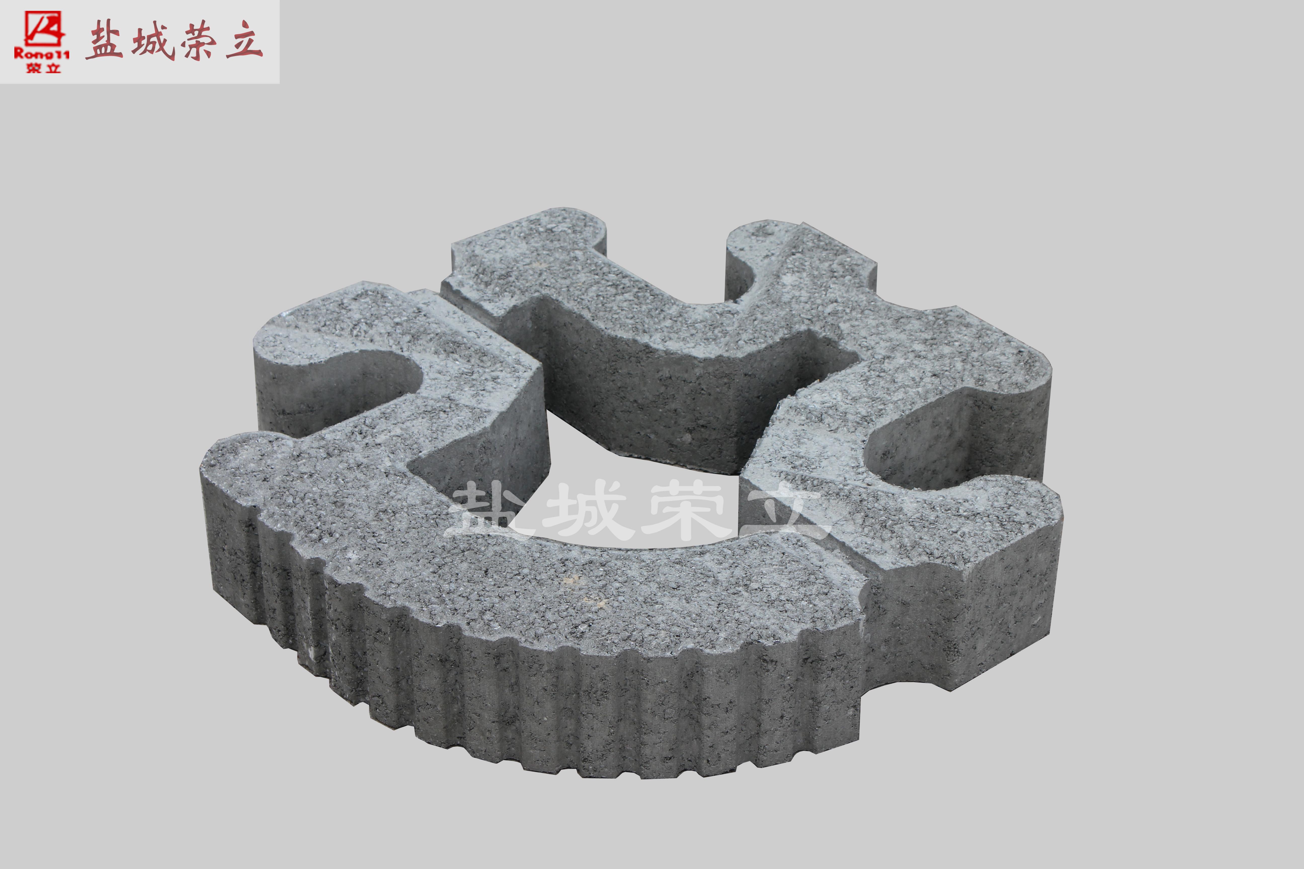 组合式景观挡土墙砌块