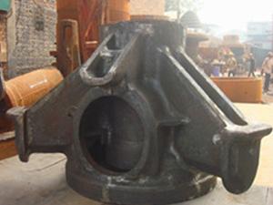耐磨铸钢件