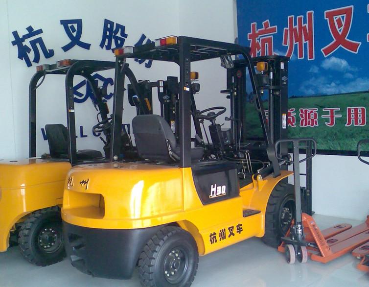 武汉杭州叉车维修
