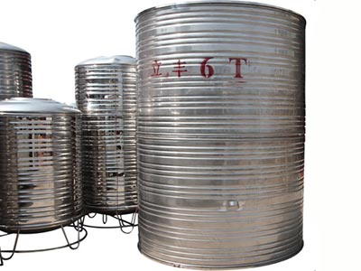 贵阳立式不锈钢水箱价格
