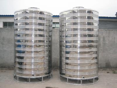 贵阳立式不锈钢水箱