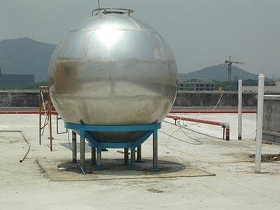 贵州球形不锈钢水箱价格