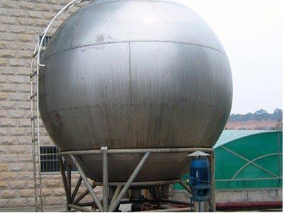 贵州球形不锈钢水箱