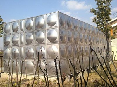 贵阳方形不锈钢水箱
