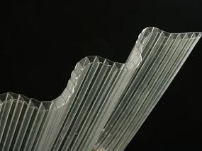 中空瓦型阳光板