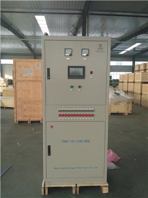 110V/60A智能充電機
