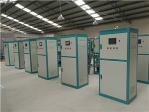 210V/100A智能充放电装置