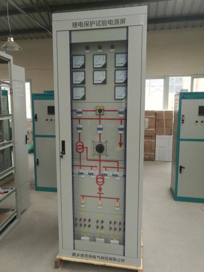 继电保护实验电流屏