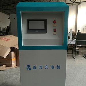 AGV智能充電站
